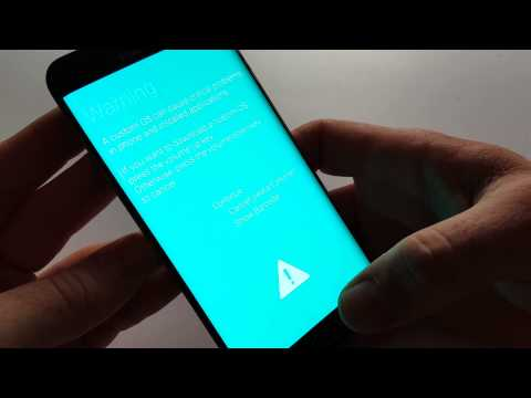 Samsung Galaxy s6 Edge + Download Mode How to