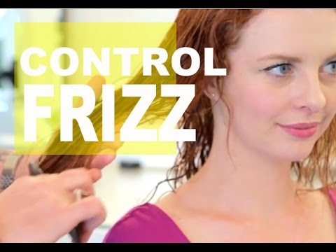 Simple Tips to Control Frizz For Curly Hair   NewBeauty Tips & Tutorials