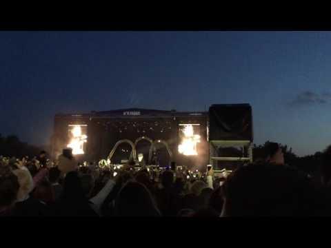 Lukas Graham - Happy Home @ Northside Festival 2016
