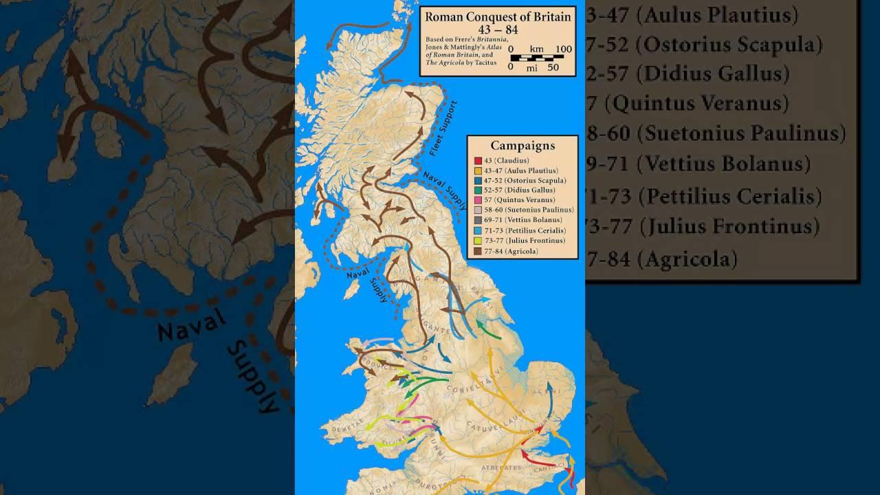 Roman History 15 - Galba To Agricola 69 - 79 AD