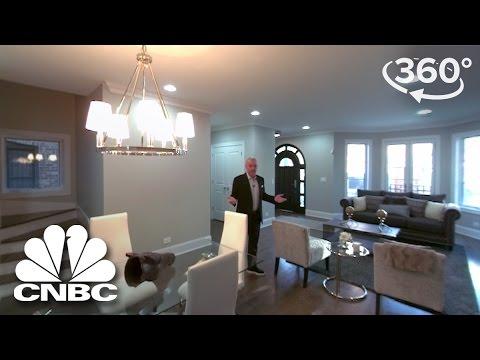 Roscoe Village 360˚ 'Open House' Tour with Sean Conlon | The Deed: Chicago | CNBC Prime