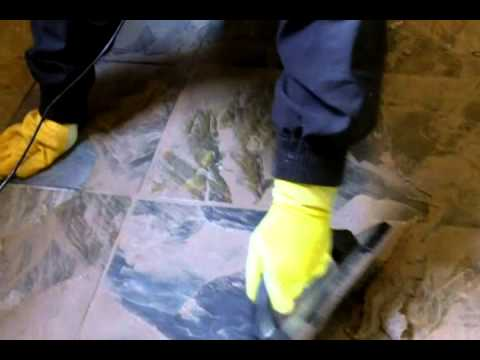 How to Grout Slate Tile