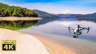 4K Video Ultra HD ❤ 60fps Drone Footage