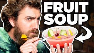 International Soup Taste Test