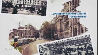 Strada Academiei - O9atitudine Pentru Cultură! 100 România