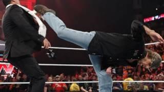 Raw: Shawn Michaels returns to Raw