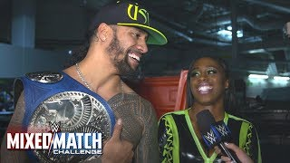 Jimmy Uso & Naomi do what no SmackDown LIVE team has done in WWE MMC