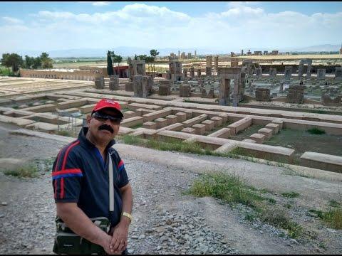 IRAN ( shiraz) TOUR BY T N SURESH KUMAR MAHAYATRI ,THE GREAT INDIAN TRAVELLER
