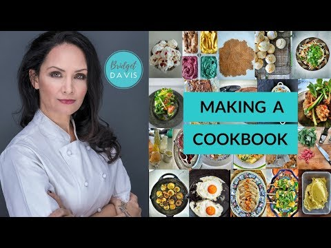 Ever wondered how you make a cookbook?