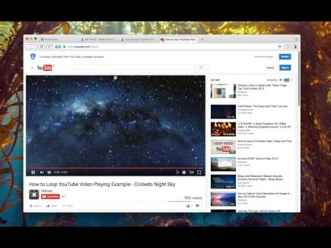 Loop YouTube Video Repeatedly with an Easy Trick