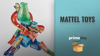 Mattel Toys Prime Day Deals: Hot wheels Shifters Color Splash Science Lab Playset