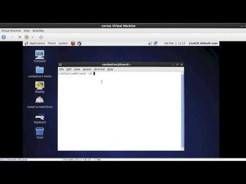 Iniciar Linux desde Live CD