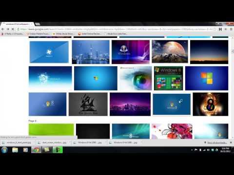 How to create an Aero theme in windows 7