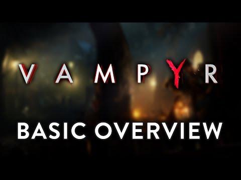 What is Vampyr?
