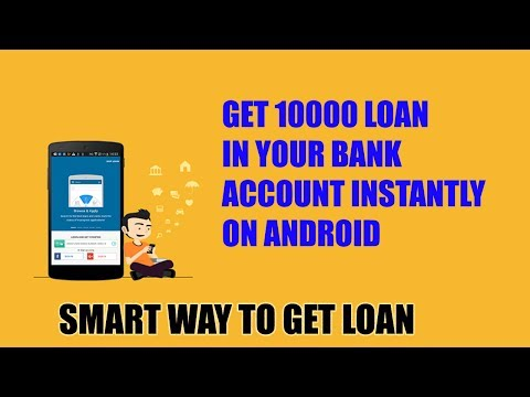 How To Get 10000 Loan Instantly On Android | No Need To Go Bank | Easy Loan On Android Mobile