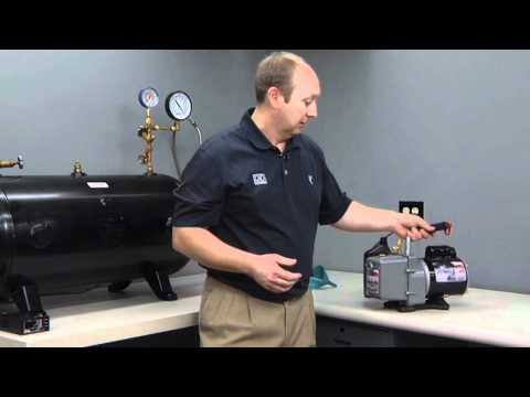 JB Industries - Eliminator Vacuum Pump - How To