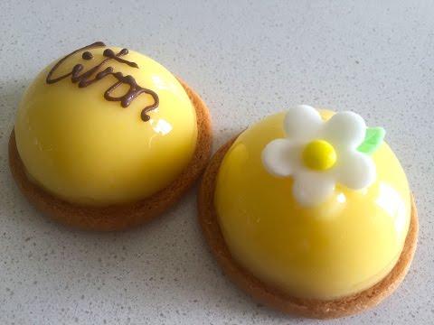 Lemon Tarts (individual lemon pies)