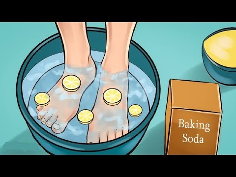 This Simple Foot Soak Will Eliminate All The Toxins In Your Body!