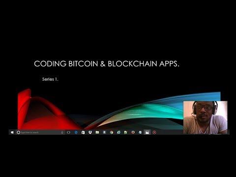 How To Code Bitcoin price ticker widget.