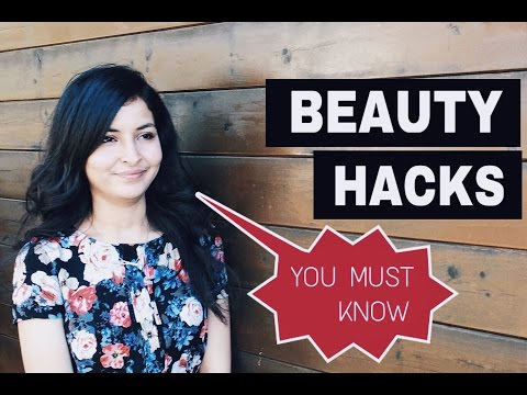 15 BEAUTY/LIFE HACKS EVERY GIRL SHOULD KNOW (FIRST VIDEO)