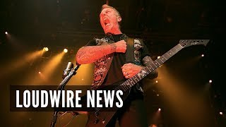 Metallica Take Stance Against Racism in Onstage Speech