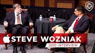 The Madness of Steve Jobs Told by Steve Wozniak