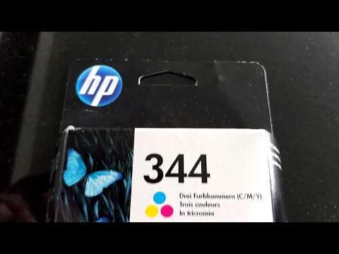 HP 344 Ink / Tinte C9363EE
