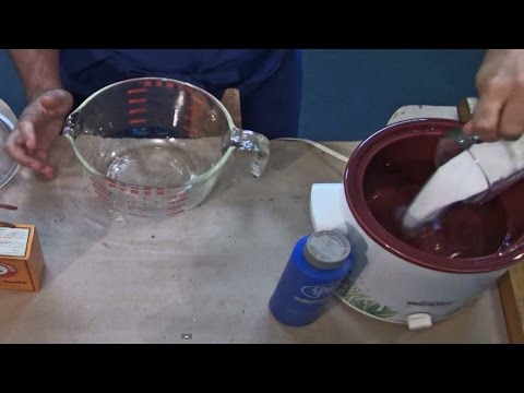 How To Set Up A Pickle Pot To Clean Metal Items