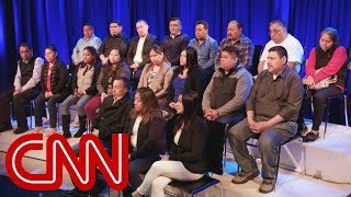 These 19 undocumented immigrants worked for Trump