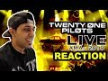 Twenty One Pilots LIVE at the AMAs 2018 | REACTION!