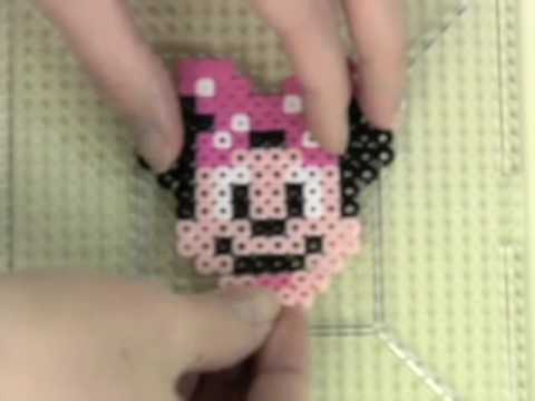 Fixing a Broken Perler Bead Project