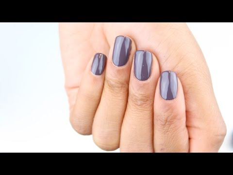Flawless Nails! How to Make Regular Nail Polish Look Like Gel | Bethany Robertson | THEBETHMETHOD.