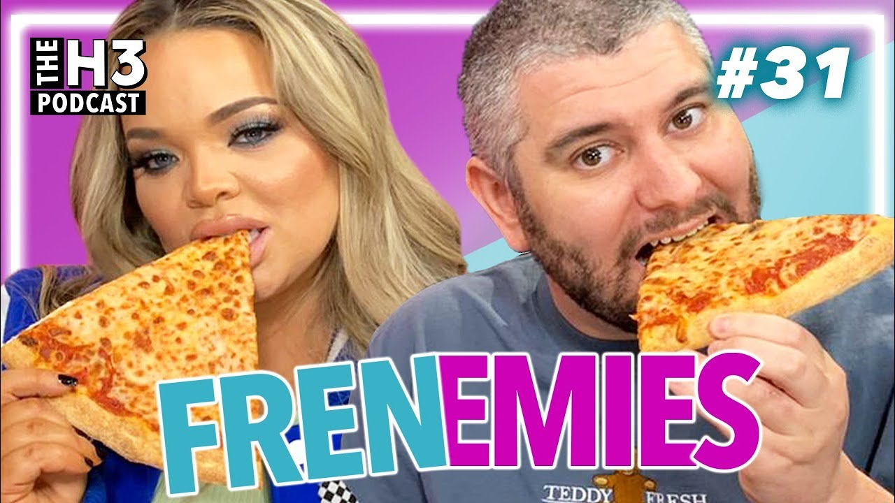 Khloe Kardashian Photo Drama & Pizza Eating Contest - Frenemies # 31