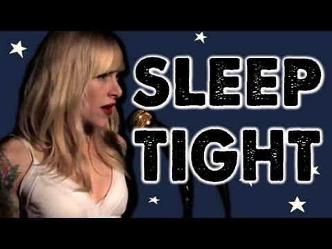 SLEEP TIGHT - THE CREEPSHOW feat. SARAH BLACKWOOD