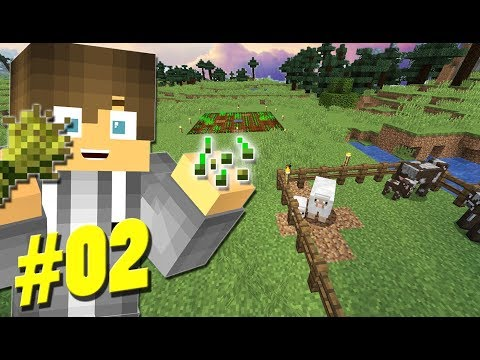 CI SIAMO RIMESSI IN PARI!-MINECRAFT LET'SPLAY ITA#02