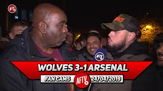 Wolves 3-1 Arsenal   Nketia Did More In 15 Mins Than Mkhitaryan Has In a Month! (DT Rant)