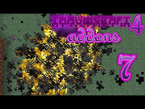 Minecraft - Thaumcraft 4 Addons #7 - Elemental Fire