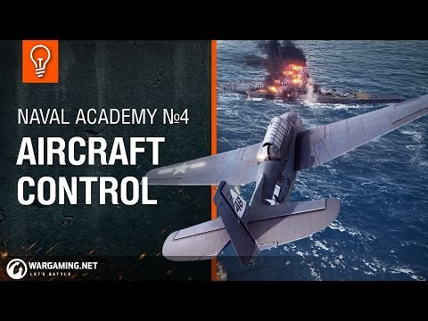Naval Academy: Aircraft Control