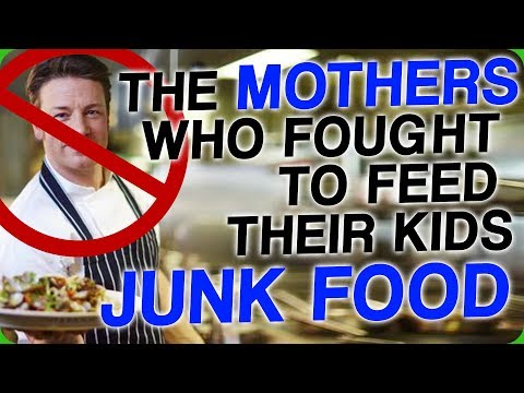The Mothers Who Fought to Feed their Kids Junk Food