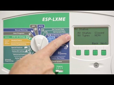 Installing and Programming a Pump Start Relay Using an ESP-LXME