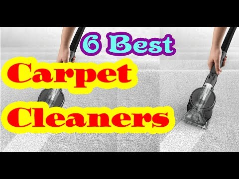 Best Carpet Cleaners to Buy in 2017