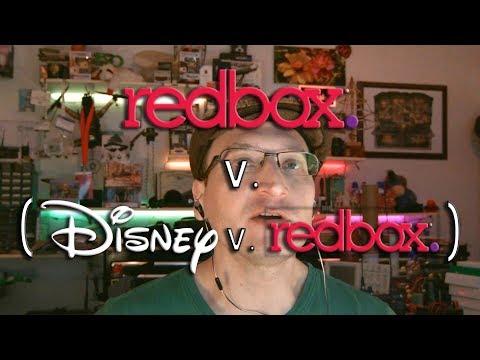 Redbox v. (Disney v. Redbox)