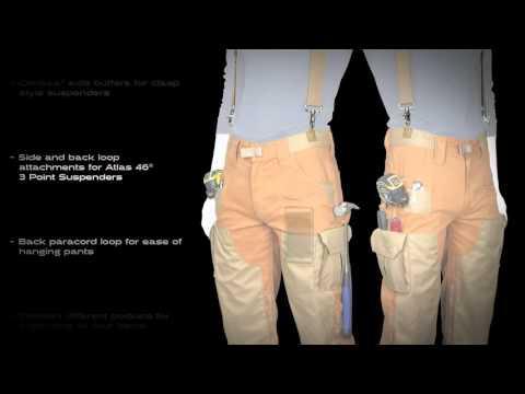 24/7 Comfort-Tuff™ Work Pants