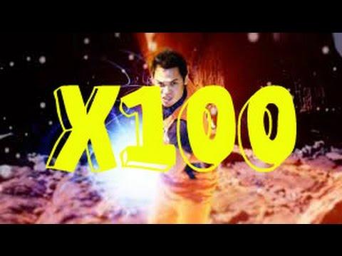Dragon Ball Xenoverse- How to Unlock X100 Big Bang Kamehameha