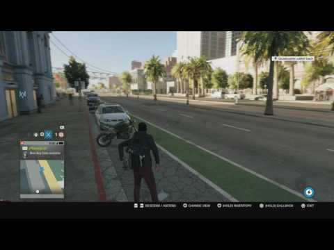 How to Get Remote Gadgets Key Data - Watch Dogs 2