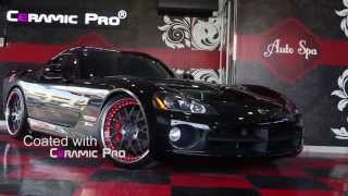 Dodge Viper from Fast & Furious 7 - Ceramic Pro applied.