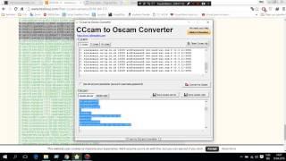 Cccam To Oscam - Converter 1 2 Download - softwiozsoft