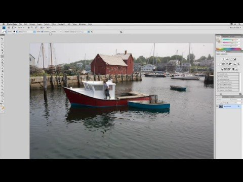 Peachpit TV: Brush Resize in Photoshop CS4