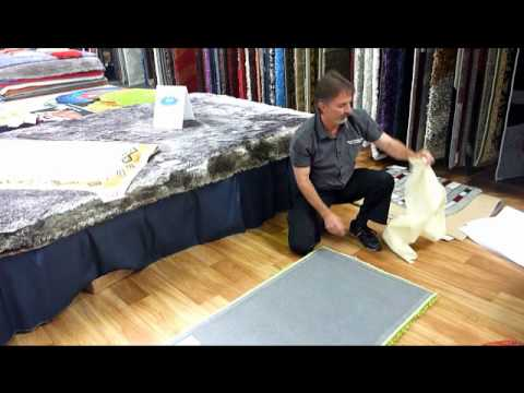 How to stop rugs from moving slipping
