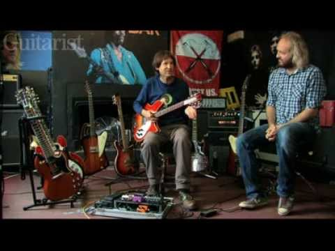 The Sound of XTC - Dave Gregory's vintage guitars- Part One-